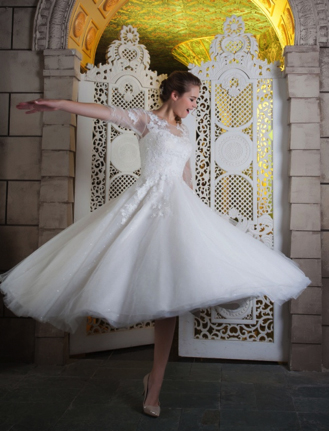 New 2016 collections from Mori Lee and White Rose Bridal