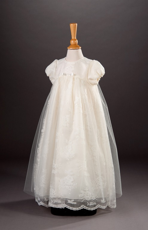 257409f43f3d Long Christening Gowns - Busy B s Bridal
